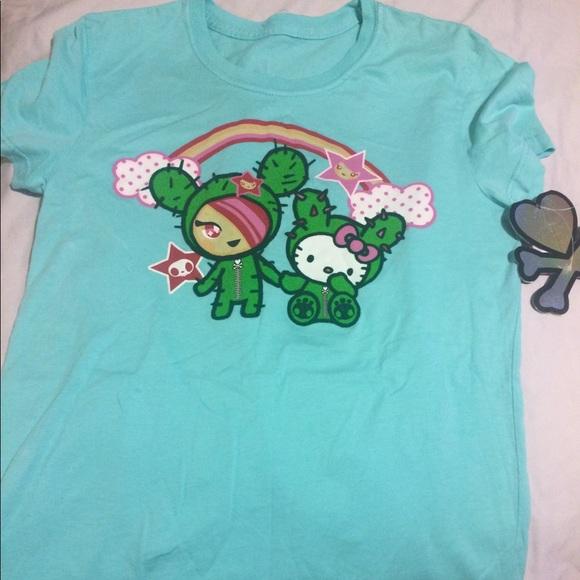 121513d62fa5a Tokidoki hello kitty shirt